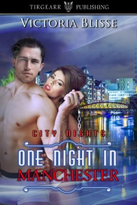 Cover of One Night in Manchester by Victoria Blisse