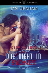 Cover of One Night in Sydney by Jan Graham