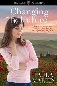 Cover of Changing the Future by Paula Martin