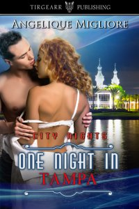 Cover of One Night in Tampa by Angelique Migliore