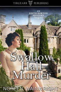 Cover of Swallow Hall Murder by Noreen Wainwright